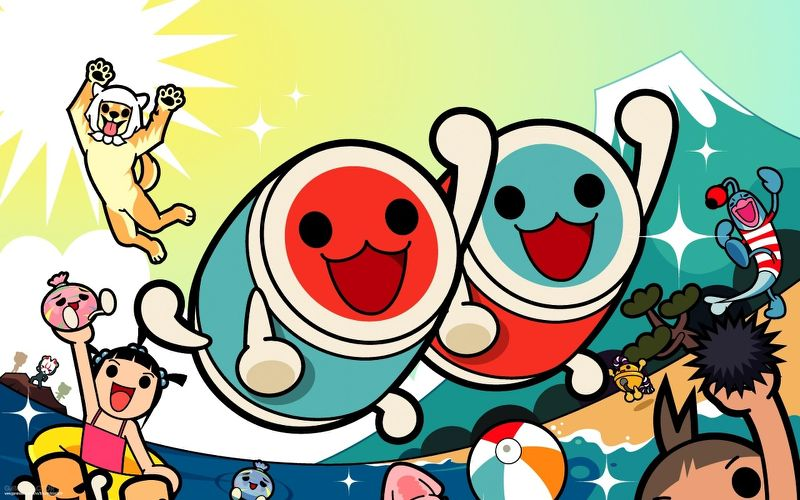 'Taiko No Tatsujin' Rhythm Game Series Returns to West With Two New Games