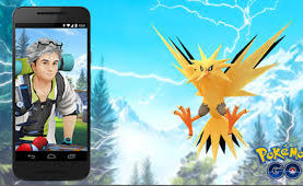 You Have Three Hours to Catch a Zapdos in 'Pokemon Go'
