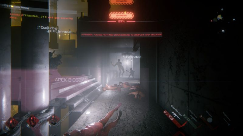 'GTFO' Introduces Terrifying New Enemy That Resembles a Living Shadow