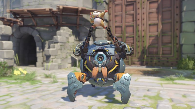 'Overwatch's' Adorable New Hamster Hero Is Live on the PTR