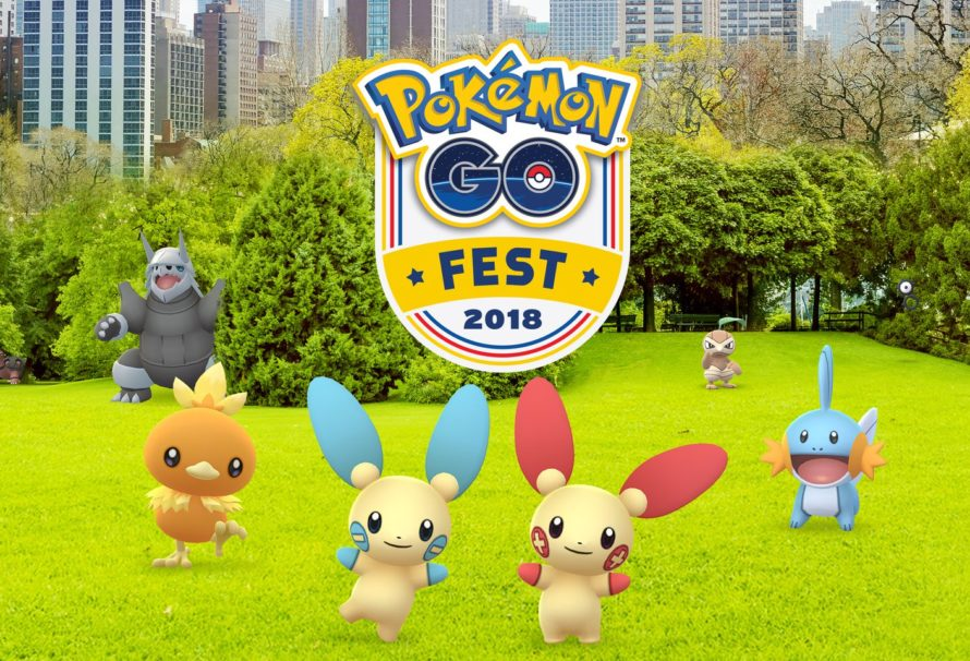 Second Annual Pokémon Go Fest Draws Over 21,000 Attendees