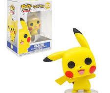 'Pokémon' Pikachu Comes to Funko