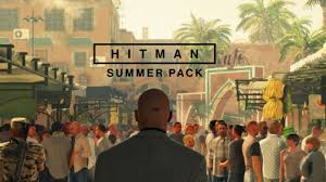 Infiltrate the Streets of Marrakesh in Free 'Hitman' Summer Pack