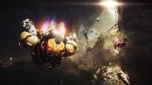 BioWare Shares New 'Anthem' Details in 20-Minute Gameplay Video