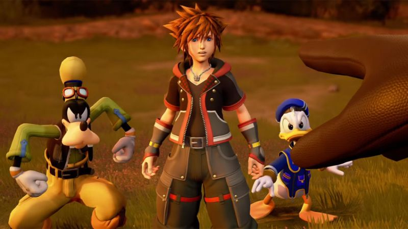Sony is Offering Three 'Kingdom Hearts' Games in One Convenient PS4 Bundle