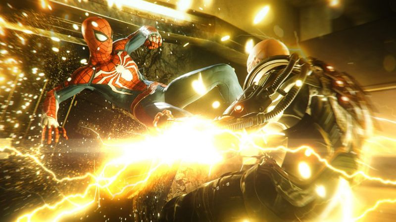 New 'Spider-Man' Trailer Teases Old-School Villains Electro, Scorpion, More