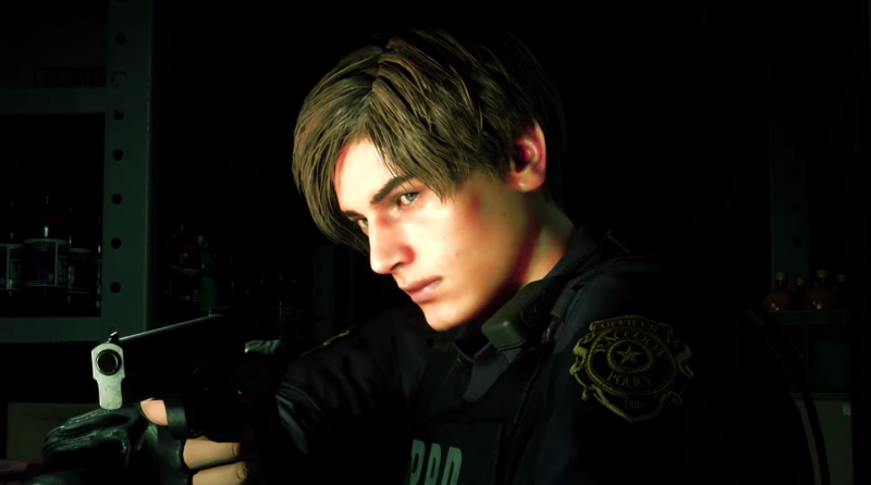E3 Trailer: See Leon's New Look in 'Resident Evil 2' Remake