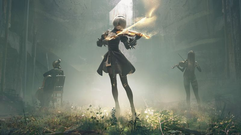 'Nier: Automata' Is Coming to Xbox One Later This Month