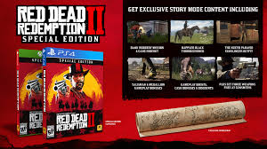 'Red Dead Redemption 2' Special Editions Announced