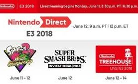 A Guide to Nintendo's E3 Events