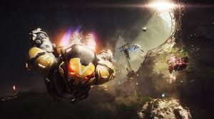 BioWare Shares New 'Anthem' Story, Multiplayer Details