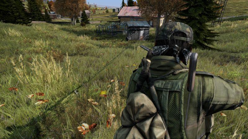'DayZ' Creative Director Brian Hicks Is Leaving Bohemia Interactive