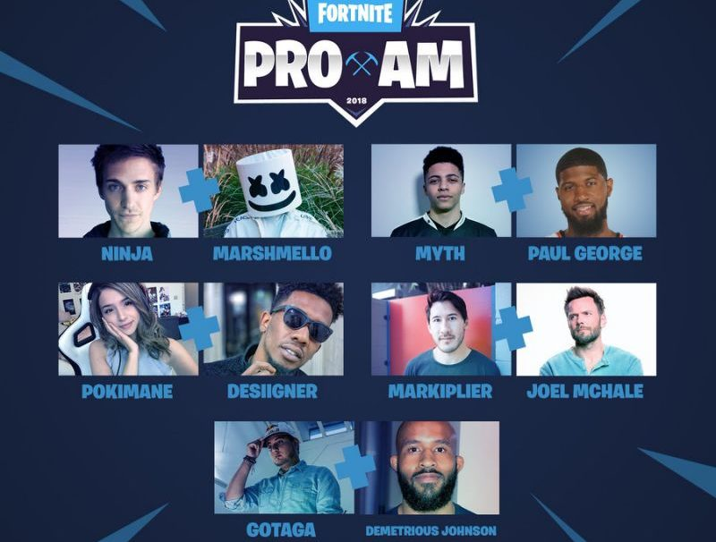 Epic Games to Hold Pro-Am 'Fortnite' Tournament at E3
