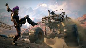 'Rage 2's' Gameplay Trailer Is Ludicrously Over-the-Top