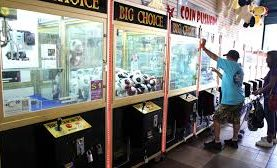 Korean Police Arrest Serial Claw Machine Thief