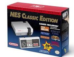 NES Classic Returns to Store Shelves in June