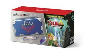 GameStop's Exclusive New Nintendo 2DS XL Hylian Shield Edition Coming July 2