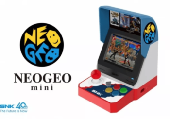 SNK Officially Unveils NeoGeo Mini Console