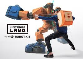 'Nintendo Labo,' 'God of War' Take Different Paths to Same Goal