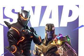 Thanos Is Coming to 'Fortnite' for 'Avengers: Infinity War' Crossover