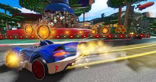 'Team Sonic Racing' Dev on How Game Is Like 'Overwatch,' 'Splatoon'