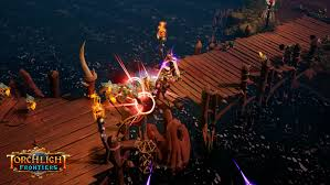 First 'Torchlight Frontiers' Gameplay Footage Reveals Colorful RPG Action