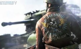 'Battlefield V' War Stories Trailer Shows Off Player as WWII German Tank Commander