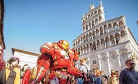 Netflix Makes Strong Push at Lucca Comics & Games