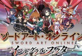 Voranmeldung für Sword Art Online: Integral Factor