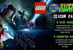 Lego DC Super Schurken Saisonpass Details