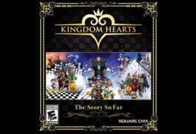 Kingdom Hearts - Die Geschichte bisher Compilation angekündigt