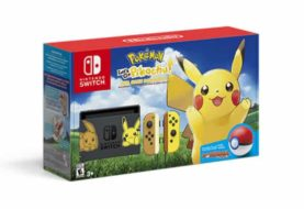 Pokémon Let's Go Switch Console Announced, New Game Details