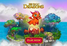 Gram Games bringt Merge Dragons! zu iOS