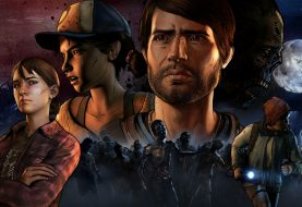 The Walking Dead: Eine neue Grenze - Ep2-Krawatten, die Teil 2 binden