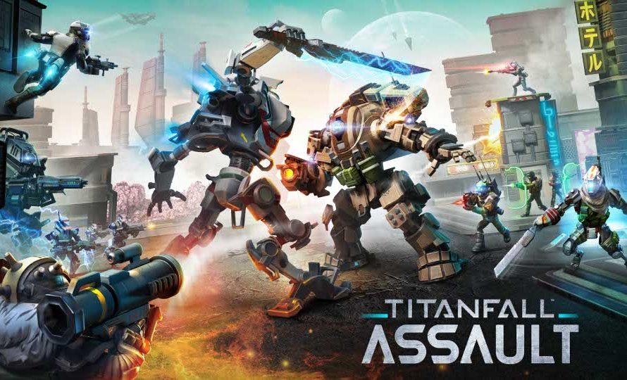 Titanfall: Assault fällt auf iOS und Android