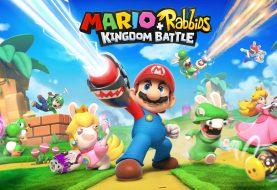 E3 Mario + Rabbids Kingdom Battle für Nintendo Switch angekündigt