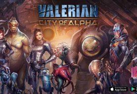 Exklusiv für Großbritannien: Valerian: City of Alpha
