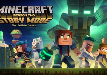 Schauen Sie sich den Minecraft: Story-Modus - Trailer der zweiten Staffel an