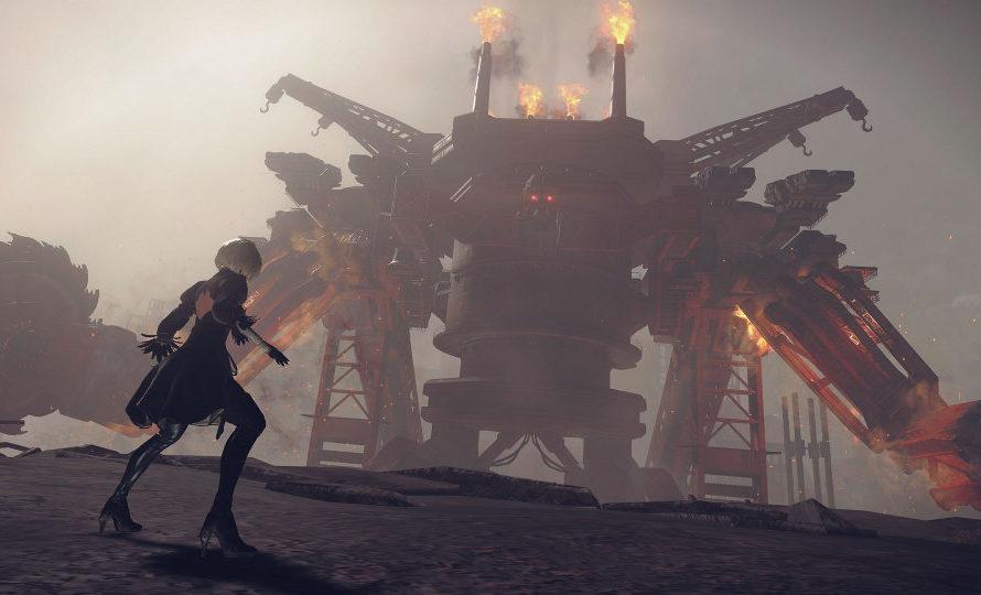 NieR: Die Automata PS4-Demo wird am 22. Dezember online gestellt