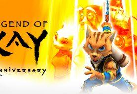 Die Legende von Kay Anniversary Edition erscheint auf Nintendo Switch