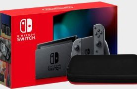 A New Nintendo Switch Model Could Be Coming in 2019 (Report)