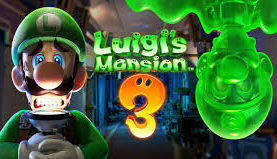 'Luigi's Mansion 3' Is Coming to Nintendo Switch