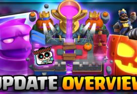 Clash Royale Mai Update: Neue Karten, Funktionen und Änderungen