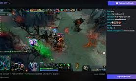 Valve's Steam.tv Is Currently Streaming 'Dota 2'
