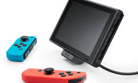 Nintendo Unveils Adjustable Charging Stand for Nintendo Switch