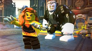 Build Your Own Anti Hero in 'LEGO DC Super-Villains'