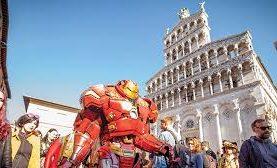 Netflix Makes Strong Push at Lucca Comics & Games