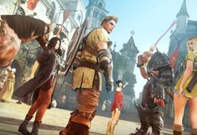 'Black Desert Online' Brings High Fantasy MMORPG Action to Xbox One