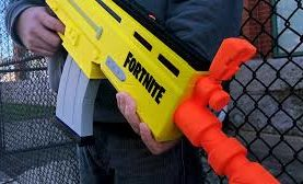 'Fortnite' Nerf Blaster Hits 2019, Funko Figures Available Now